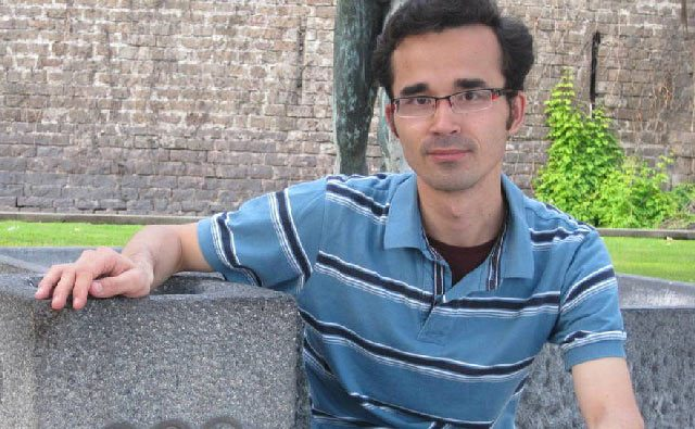 "Omid Kokabee, a post-doctoral student of physics at the University of Texas, Austin, is serving 10-year prison sentence on charges of ""communicating with a hostile government."""