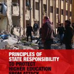 Principles of State Responsibility to Protect Higher Education from Attack
