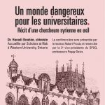 SAR Speaker Series: University of Quebec at Montreal