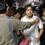 Thai student activists arrested for distributing flyers critical of Junta's draft charter