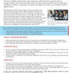 Legal Advocacy Clinics