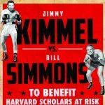 Jimmy Kimmel VS. Bill Simmons: A Harvard SAR Benefit