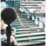 University of Geneva Conference: Threats to Academics