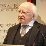 President Michael D. Higgins Addresses SAR Ireland