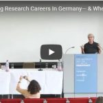 Understanding Research Careers In Germany— & Where to Look for Funding