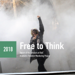 Free to Think 2018: New Report Documents Global Crisis of Attacks on Higher Education