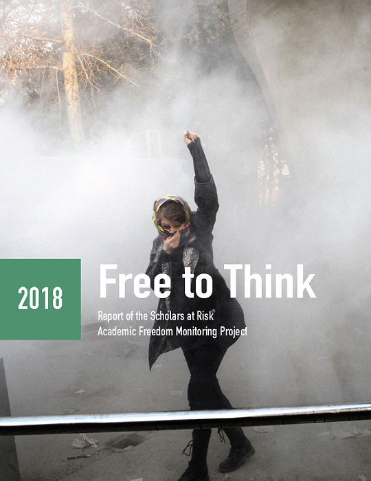 Free to Think 2018