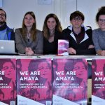 'We Are Amaya' Advocacy Reports from UniTrento students.