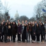 Students and faculty convene in DC to advocate on behalf of imprisoned scholars at SAR's Student Advocacy Days