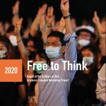 Traduzione italiano del rapporto SAR Free to Think 2020