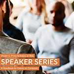 Vivian G. Prins/SAR Speaker Series Handbook