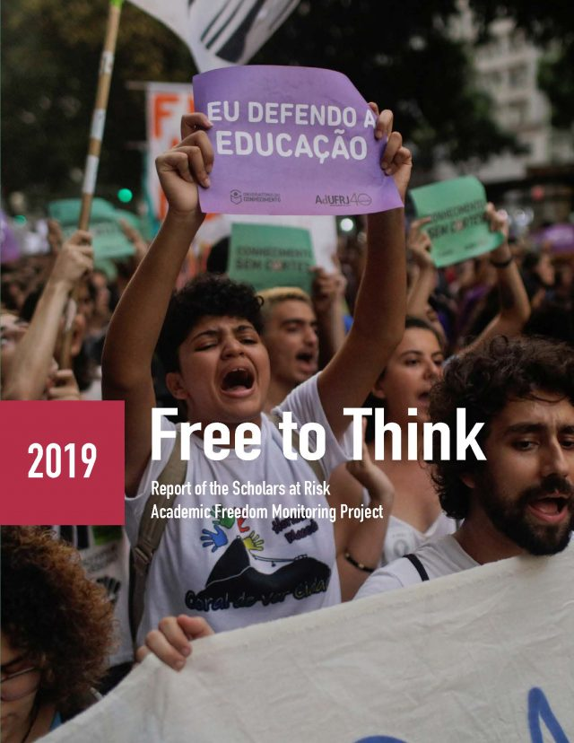 Free to Think 2019
