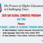 Launch of the Academic Freedom Index