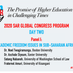 Academic Freedom Issues in Sub-Saharan Africa