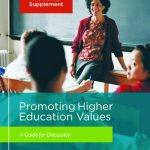 Promoting Higher Education Values: Workshop Supplement