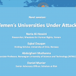 Yemen's Universities Under Attack